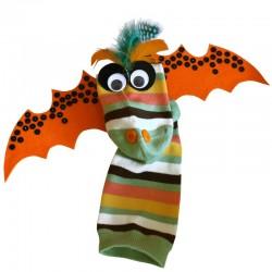 Taller de marionetas con calcetines