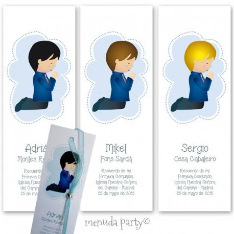 Rec. Adrián - Mikel - Sergio (paquete de 10 recordatorios)