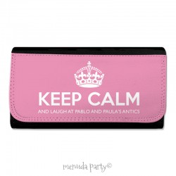 "Cartera ""mamá Keep calm"""