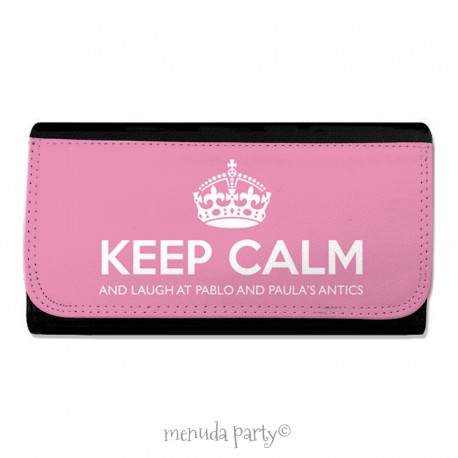 Cartera Keep calm