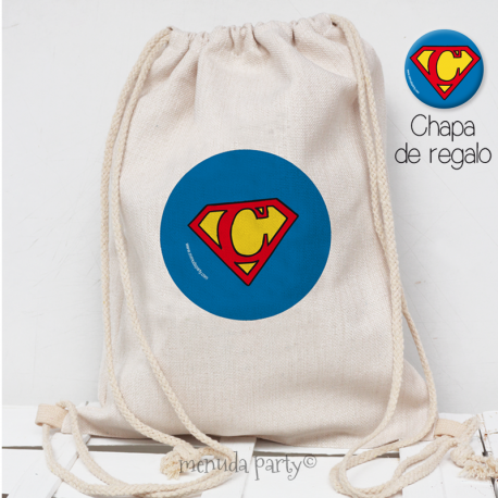 Mochila Super héroe