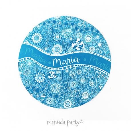 Alfombrilla Mandala