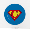 Alfombrilla Super héroe
