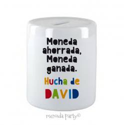 """Hucha """"Mi hucha"""""""