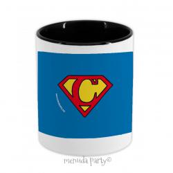 Porta lápices/accesorios super héroe