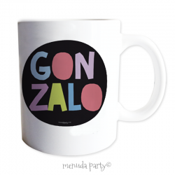 Taza Stamp color