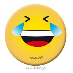 Chapa emoji carcajada