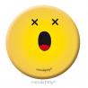 Chapa emoji asustado