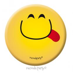 Chapa emoji delicioso