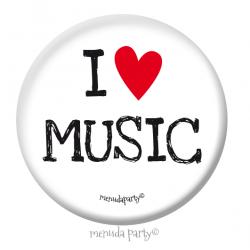 Chapa I love music