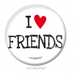 Chapa I love friends