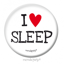 Chapa I love sleep