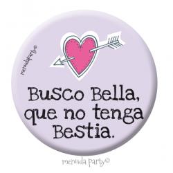 Chapa Bella y Bestia