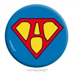 Chapa Super héroe