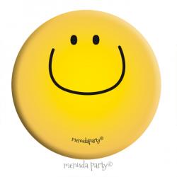 Chapa emoji sonriente